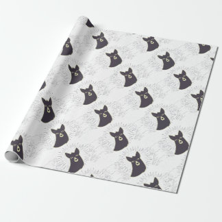 Llama Wrapping Paper