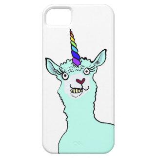Llamacorn iPhone 5 Cover