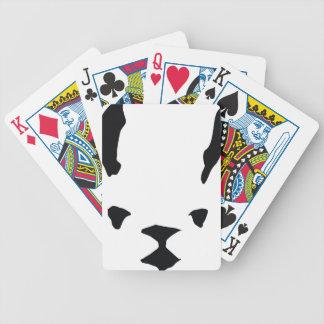 Llamaface Poker Deck