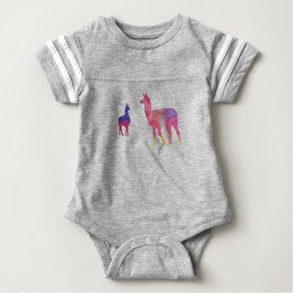 Llamas Baby Bodysuit