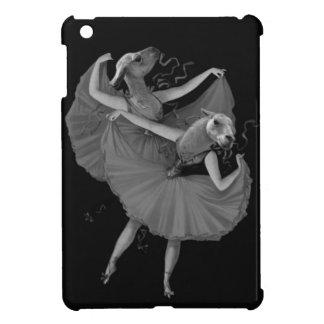 Llamas dancing iPad mini cover