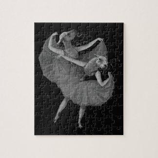 Llamas dancing jigsaw puzzle