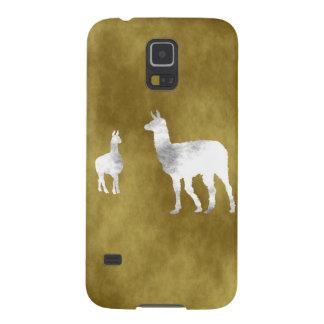 Llamas Galaxy S5 Cases