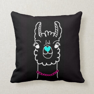 Llamas Love Pillows
