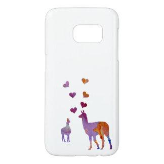 Llamas Samsung Galaxy S7 Case