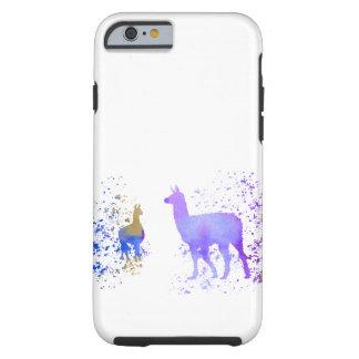Llamas Tough iPhone 6 Case