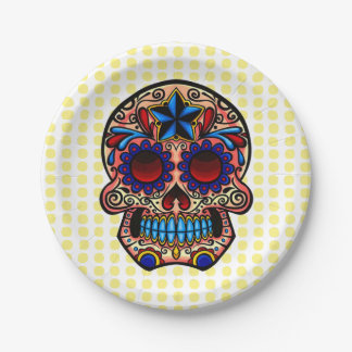 llamativo Dresser DOD Party Paper Plates