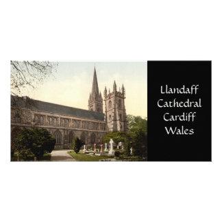 Llandaff Cathedral, Cardiff, Wales Card