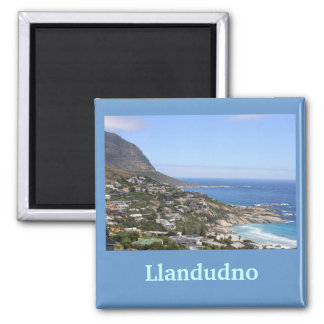 Llandudno, Cape Town, South Africa Magnet