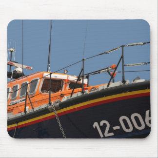 Llandudno lifeboat. mouse pad