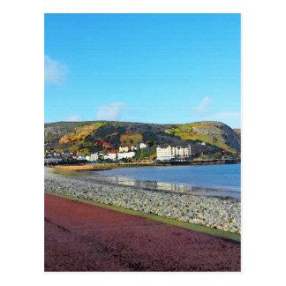 Llandudno, North Wales. Postcard