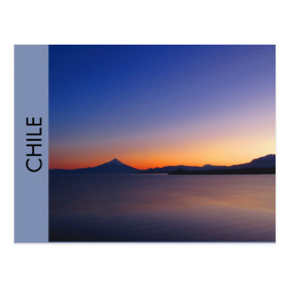 Llanquihue Lake, Chile Postcard