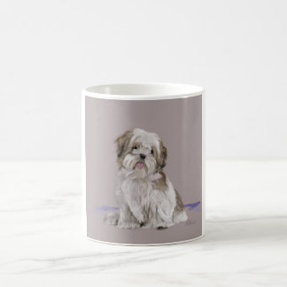 Llasa Apso Coffee Mug