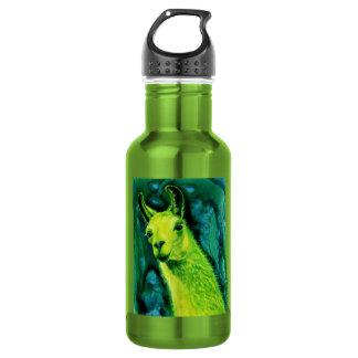 Llemon-Llime Llama Water Bottle