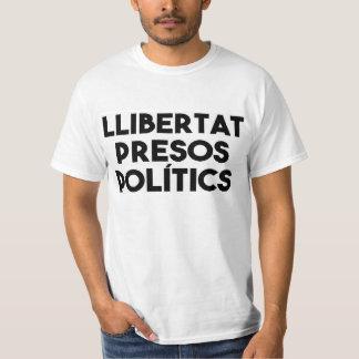 Llibertat Presos Polítics - Catalan Independence T-Shirt