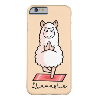 Lllamaste Barely There iPhone 6 Case