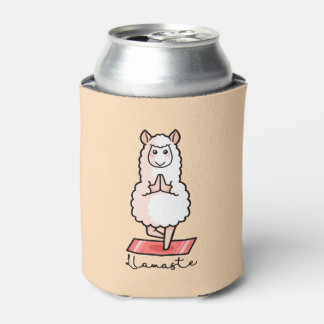 Lllamaste Can Cooler