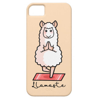 Lllamaste iPhone 5 Covers