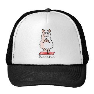 Lllamaste Trucker Hat