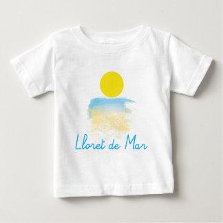 Lloret de Mar beach & sun Baby T-Shirt