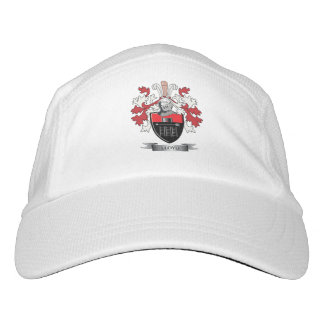 Lloyd Family Crest Coat of Arms Hat