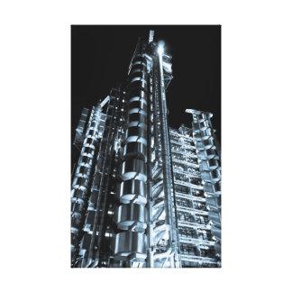 Lloyd's Building London Canvas Print
