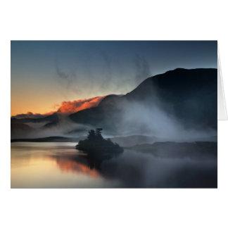 Llynnau Cregennen, Wales Card