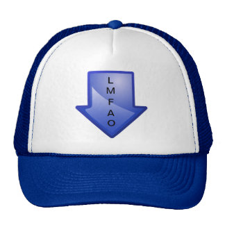 LMFAO !!!! TRUCKER HAT