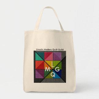 LMQG grocery tote bag