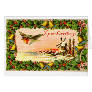 LMU Library Christmas Greeting Card