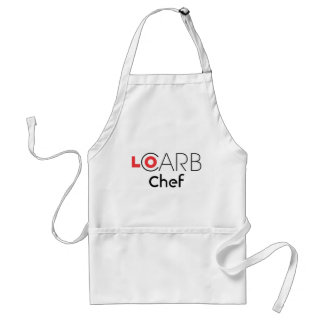 Lo Carb 7 Chef Apron Template