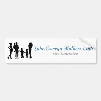 LO Moms Club Bumper Sticker