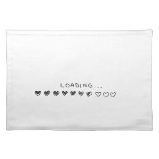 loading love placemat