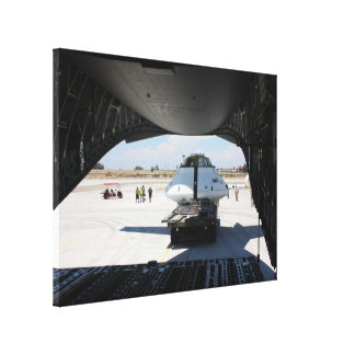 Loading Orion's Spacecraft Gallery Wrapped Canvas