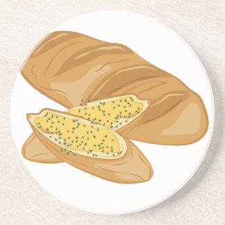 Loaf Of Bread Beverage Coaster