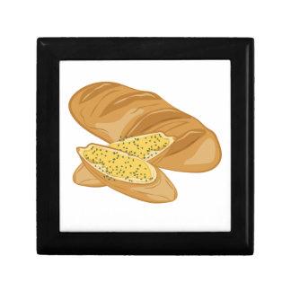 Loaf Of Bread Keepsake Boxes