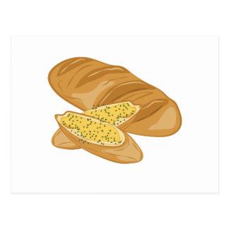 Loaf Of Bread Postcard