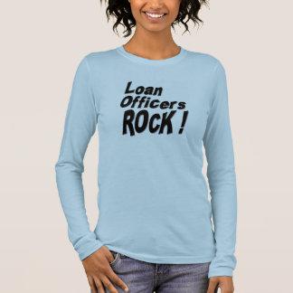 Loan Officers Rock! T-shirt