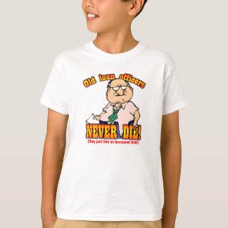 Loan Officers Tee Shirts