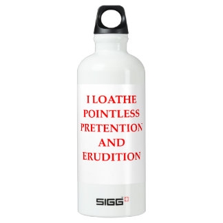 LOATHE WATER BOTTLE