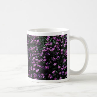 Lobelia bush coffee mug