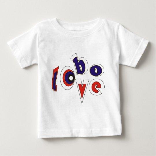 Lobo love baby T-Shirt