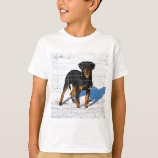 Lobo Rottweiler T-Shirt