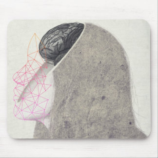 Lobotomy Mouse Pad