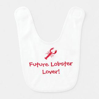"""Lobster"" Baby Bib"