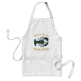 lobster Bluenose Country Nova Scotia apron