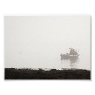 Lobster boats, Maine Photo Print