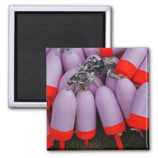 Lobster Buoy Refrigerator Magnet - 2