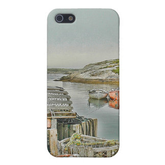 Lobster Cages iPhone 5 Cases