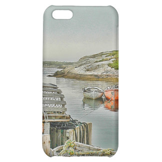 Lobster Cages iPhone 5C Case